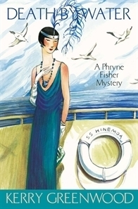 Death  by  Water (Phryne Fisher, #15) by Kerry Greenwood
