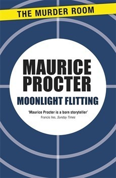 Moonlight Flitting  by  Maurice Procter