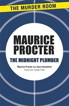 The Midnight Plumber  by  Maurice Procter