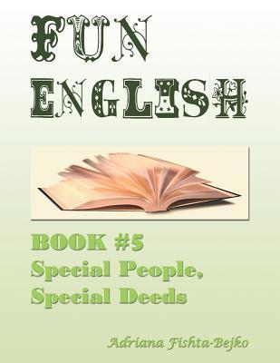 Fun English Book 1 : English Through Drawing Adriana Bejko