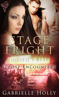 Stage Fright  by  Gabrielle Holly