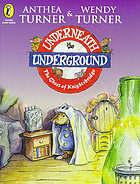 Underneath The Underground: Ghost Of Knightsbridge  by  Anthea Turner