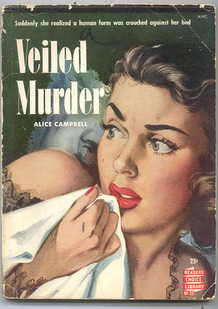 Veiled Murder Alice Campbell