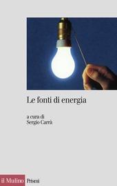 Le fonti di energia  by  Sergio Carrà