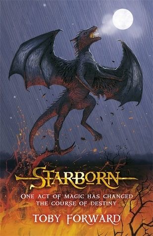 Starborn (The Flaxfield Quartet #4) Toby Forward