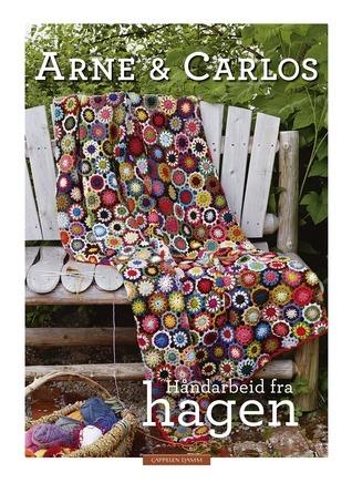 Håndarbeid fra hagen Arne Nerjordet