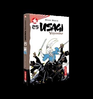 Usagi Yojimbo #25  by  Stan Sakai