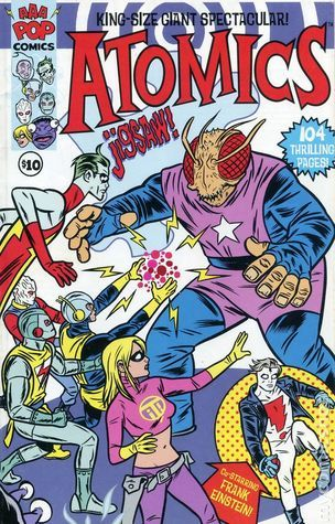 Atomics Vol. 1: Jigsaw Mike Allred