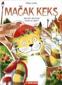 Mačak Keks Becky Bloom