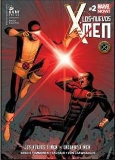 Los Nuevos X-Men 02 (Los·Nuevos X·Men + Uncanny X-Men, #2)  by  Brian Michael Bendis