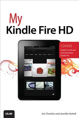 My Kindle Fire HD Jim Cheshire