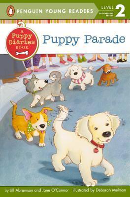 Puppy Parade Jill Abramson