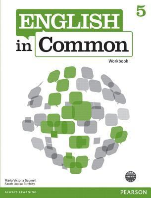 English in Common 5 Workbook Maria Victoria Saumell