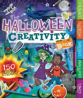 The Halloween Creativity Book Moira Butterfield