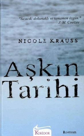 Aşkın Tarihi Nicole Krauss