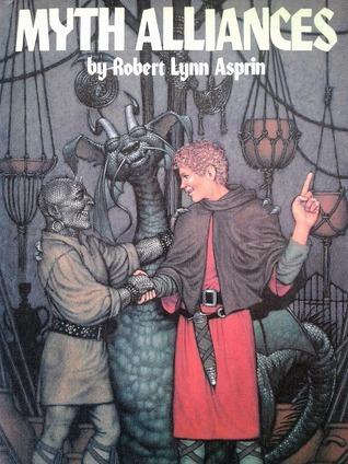 Myth Alliances  by  Robert Asprin