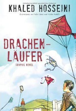 Drachenläufer Graphic Novel Khaled Hosseini