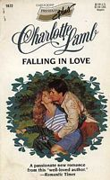 Falling In Love  by  Charlotte Lamb