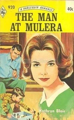 The Man at Mulera Kathryn Blair