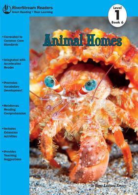 Animal Homes, Book 6  by  Emily C. Dawson