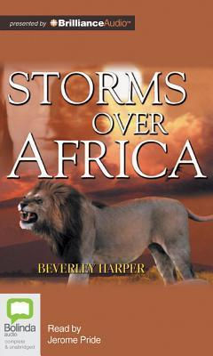 Storms over Africa  by  Beverley Harper