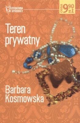 Teren prywatny  by  Barbara Kosmowska
