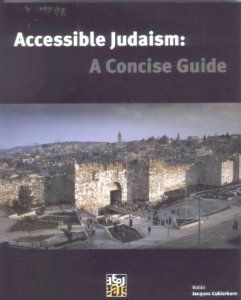 Acessible Judaism: A Concise Guide  by  Jacques Cukierkorn