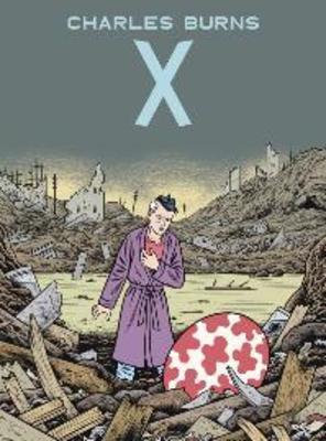 X  by  Charles Burns