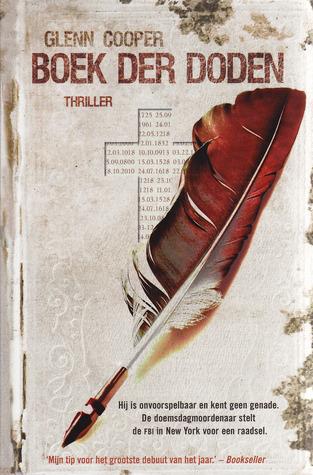 Boek der doden (Will Piper #1)  by  Glenn Cooper