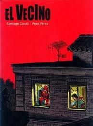 El vecino #1  by  Santiago García