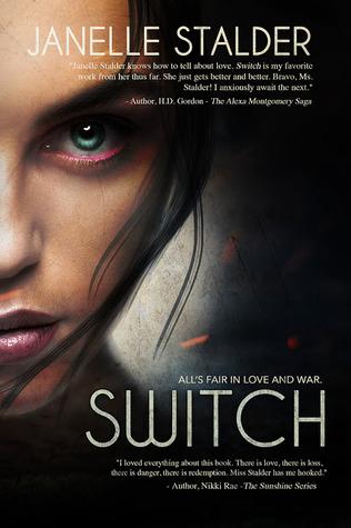 Switch (New World, #1) Janelle Stalder