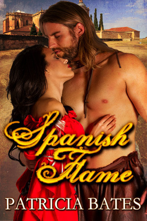 Spanish Flame  by  Patricia Bates
