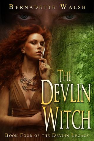 The Devlin Witch (The Devlin Legacy, #1)  by  Bernadette  Walsh
