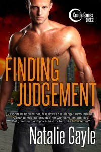 Finding Judgement (Centre Games, #2)  by  Natalie Gayle