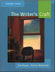 The Writers Craft Sue Harper