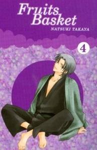 Fruits Basket, #4 Natsuki Takaya
