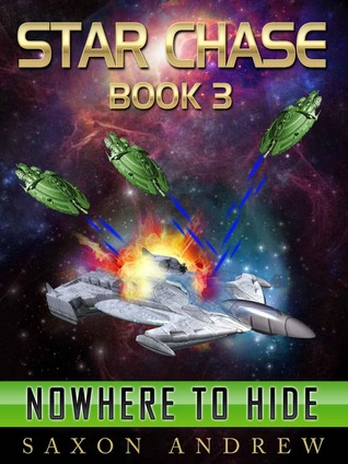 Nowhere To Hide (Star Chase, #3)  by  Saxon Andrew