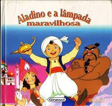 Aladino e a Lâmpada Maravilhosa  by  Anonymous