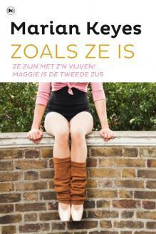 Zoals ze is (Walsh Family, #3)  by  Marian Keyes