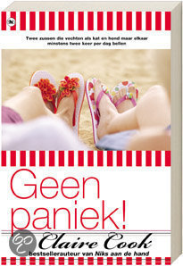 Geen paniek!  by  Claire Cook