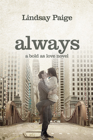 Always (Bold as Love, #4) Lindsay Paige