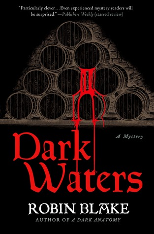 Dark Waters Robin Blake
