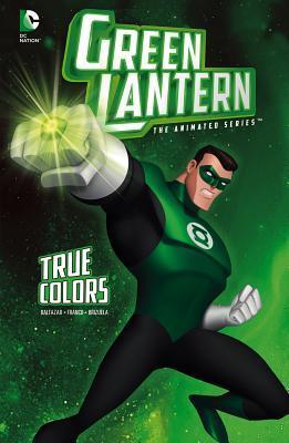 Green Lantern: True Colors Art Baltazar