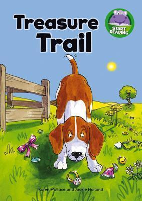 Treasure Trail Karen Wallace