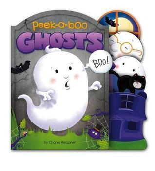 Peek-A-Boo Ghosts  by  Charles Reasoner