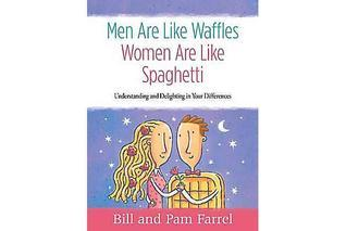 Men Are Like Waffles, Women Are Like Spaghetti Leader Kit: Understanding and Delighting in Your Differences [With Member Book and 2 DVDs]  by  Bill Farrel