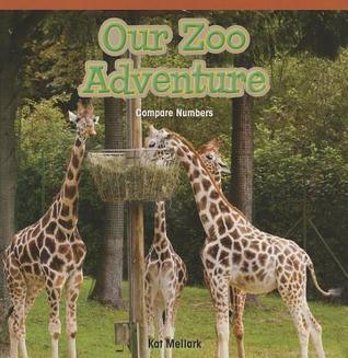 Our Zoo Adventure: Compare Numbers  by  Kat Mellark