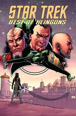 Star Trek: Best of Klingons Tp  by  Scott Tipton