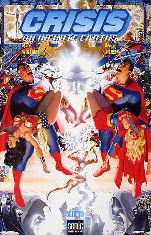Crisis On Infinite Earths 1  by  Marv Wolfman