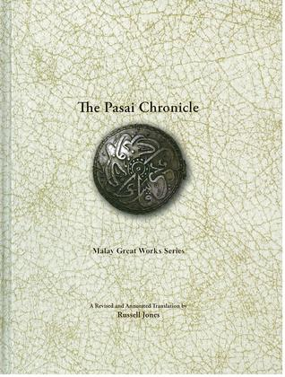 The Pasai Chronicle  by  Russell Jones